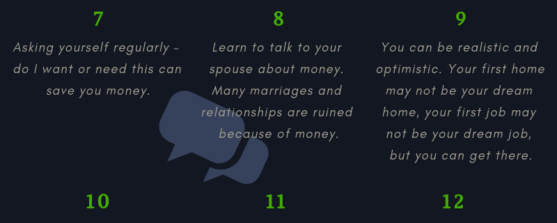 20 Things You Need to Know About Money