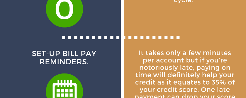 'Quick' Ways to Improve Your Credit