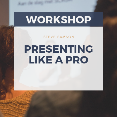Presenting Like a Pro course image